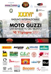 XXXVI° Raduno Moto Guzzi