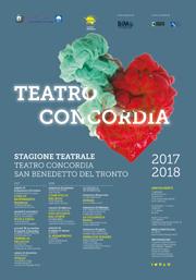 Stazione teatrale 2017|18 Teatro Concordia