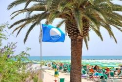 La bandiera sulle nostre spiagge