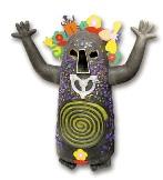 """""""Il saluto di Ubu"""": personaggio immaginario, è un grande gioco per tutti"""