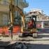 In via Val Tiberina si fa la vasca per la rete fognaria, strada chiusa per alcuni giorni