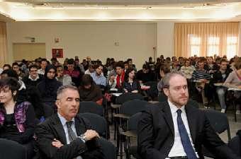 Il vicesindaco Di Francesco al seminario all'Università Politecnica delle Marche
