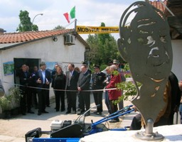 """Inaugurazione del giardino """"Zio Marcello"""""""