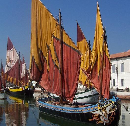 Marineria & mare: i luoghi dell'identità