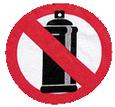 Carnevale, vietati uso e vendita di bombolette spray