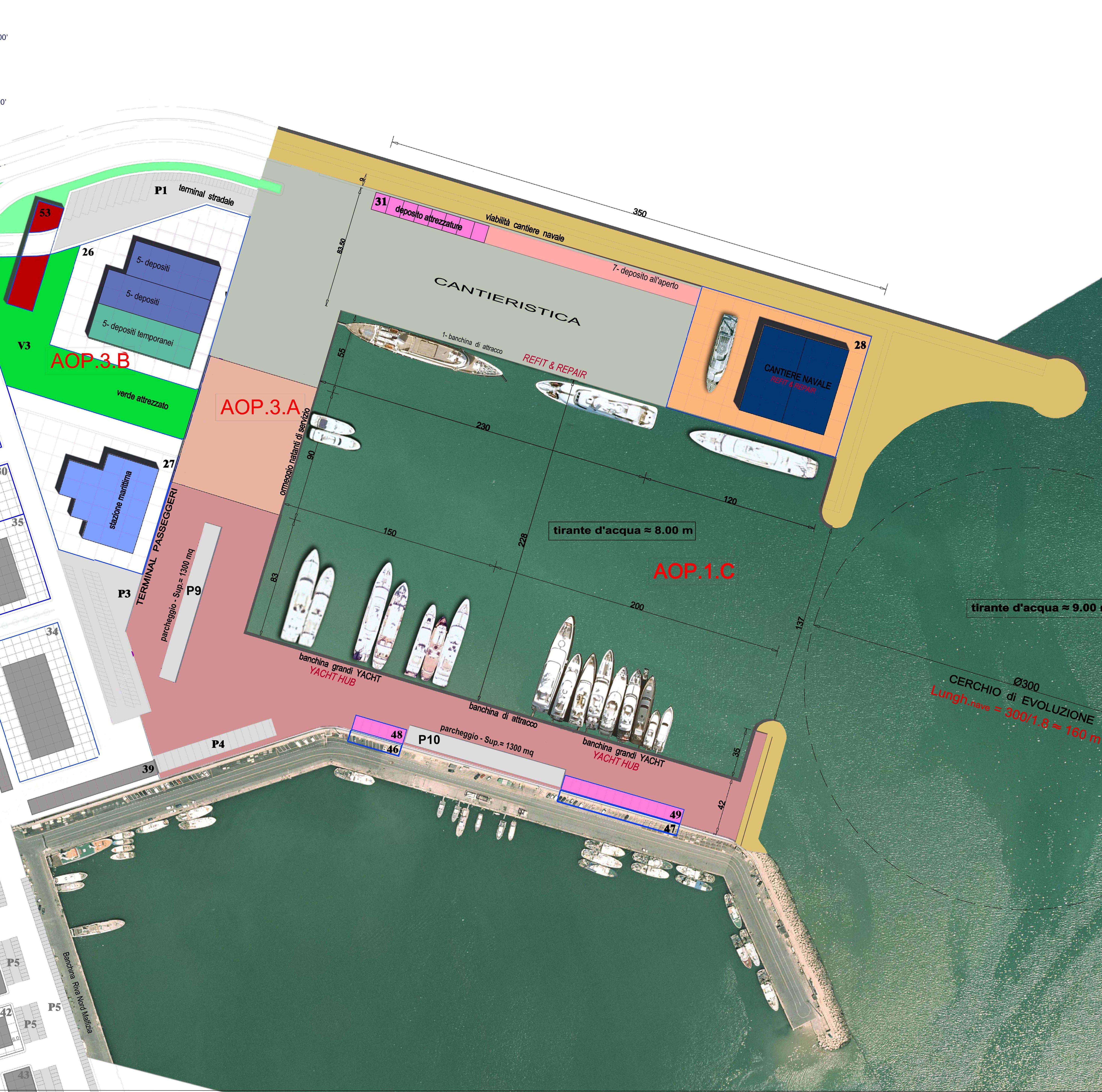 Piano del Porto, stamattina l'ultima firma del Comune