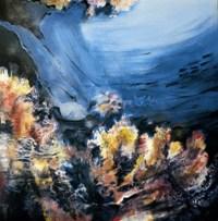 Un'opera dell'artista Francesco Ferri