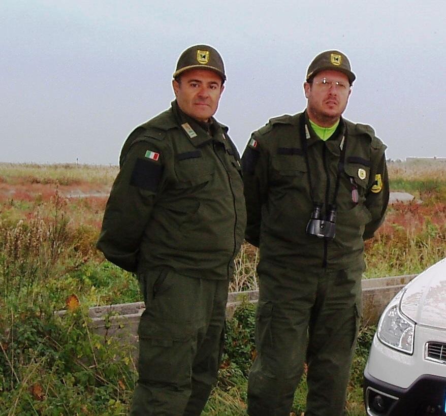 Riserva Sentina, rinnovata la convenzione con le Guardie Ecologiche Volontarie