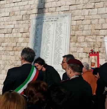 """Anche San Benedetto commemora la tragedia del """"Moby Prince"""""""