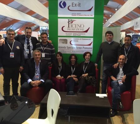"""Grande interesse per le aziende picene al """"Salon Halieutis"""" di Agadir"""