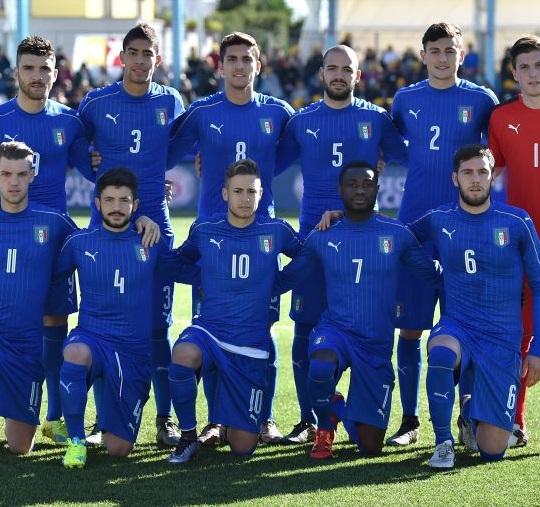 """La Nazionale di calcio Under 21 giocherà al """"Riviera delle Palme"""""""