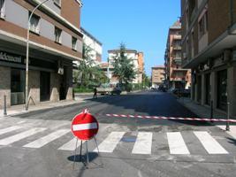 Piazzale ex Start, lavori in via di ultimazione