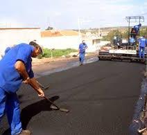Partito il programma di asfalti per diverse zone della città