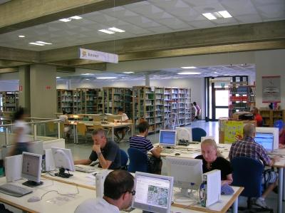 Internet in biblioteca, cambiano le modalità di accesso alla rete
