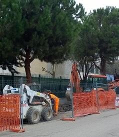 Proseguono i lavori di manutenzione stradale in tutta la città