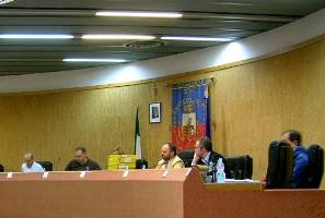 Sindaco e assessori al Consiglio Comunale