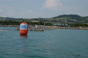 1^ tappa di Coastal Rowing dell'Adriatic CUP