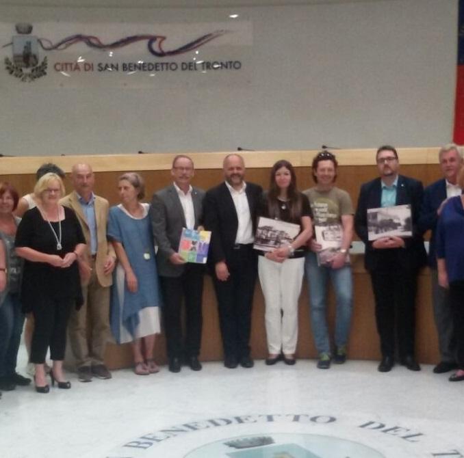 Rinnovato in Municipio il gemellaggio con Steyr
