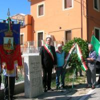 Commemorati i partigiani Elio Fileni e Neutro e Salvatore Spinozzi