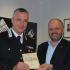 Il Sindaco incontra il nuovo comandante dei Carabinieri e il Governatore del Rotary