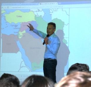 Convegno su terrosimo e Isis, grande interesse degli studenti