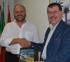 Il Sindaco incontra il governatore del Rotary Club International