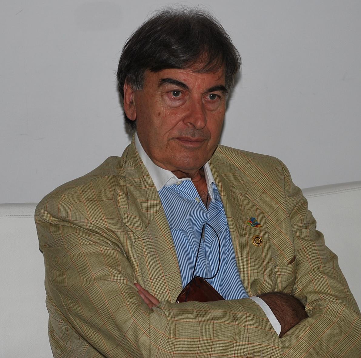 Il Governatore distrettuale del Rotary ricevuto in Municipio