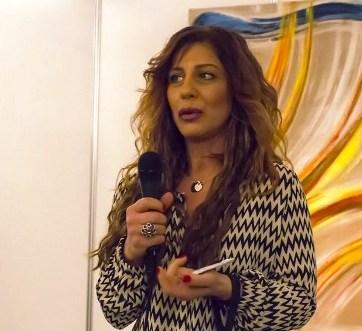 Grande successo per la mostra di Maria Franca Fanni