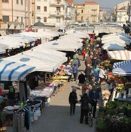 Spostamento temporaneo del mercato settimanale di Porto d'Ascoli