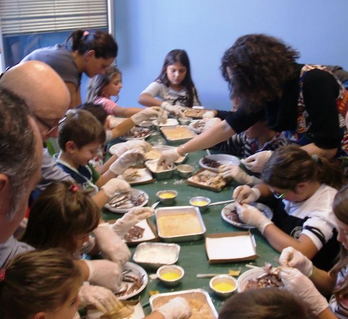 Museo del Mare, quasi 300 persone per la giornata delle famiglie
