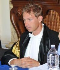 Il prof. Alessandro Orsini