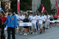 S. Benedetto sponsorizza gli azzurri del pattinaggio