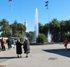 Mercato settimanale, niente stand ai lati della fontana di piazza Giorgini