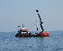 Albula, al via le operazioni di carotaggio in mare