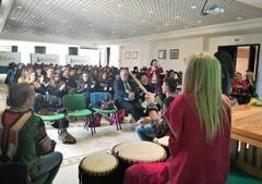 """Tanti studenti al convegno """"Il coraggio delle donne"""""""