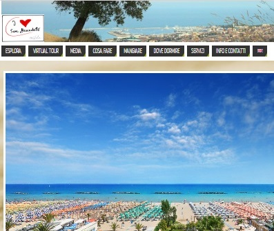 E' online il nuovo sito turistico di San Benedetto del Tronto