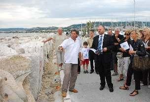 Scultura Viva, s'inaugura il Museo d'Arte sul Mare
