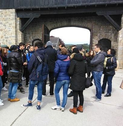 La visita a Mauthausen conclude il viaggio di istruzione in Austria