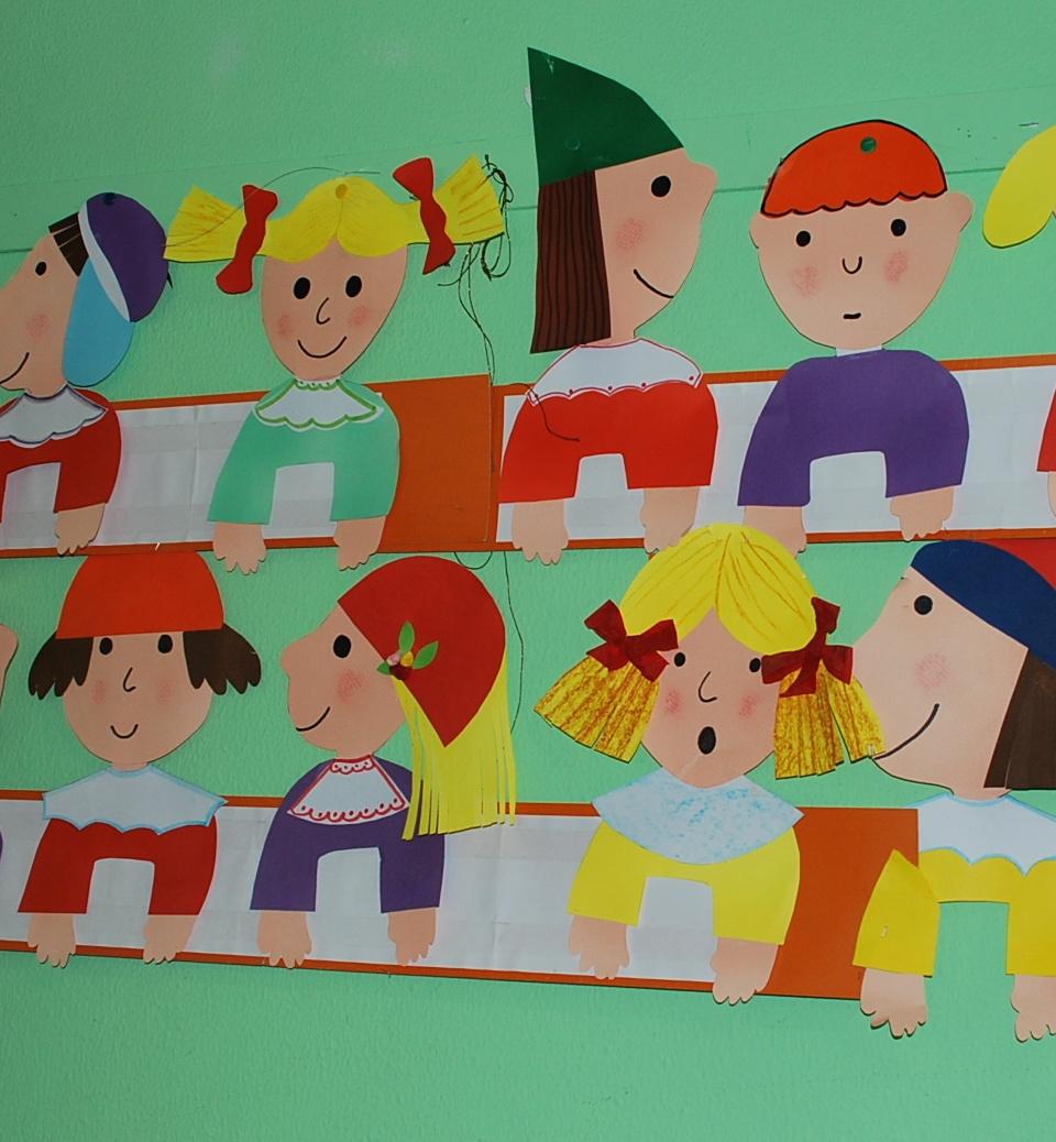 Scuola dell'infanzia di via Puglia, nuovi giochi per i bimbi
