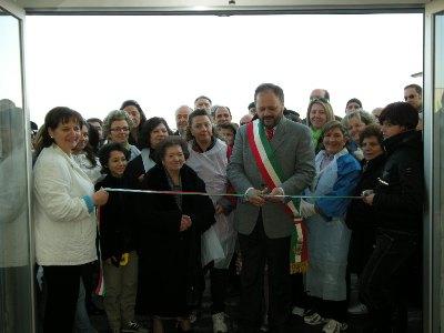 Inaugurazione Mercato ittico