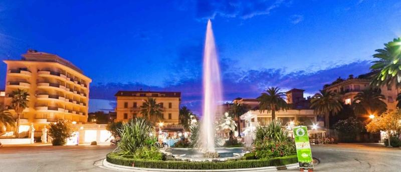 Piazza Giorgini, San Benedetto del Tronto (Foto L. Rossi)