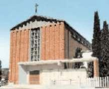 La chiesa della Sacra Famiglia