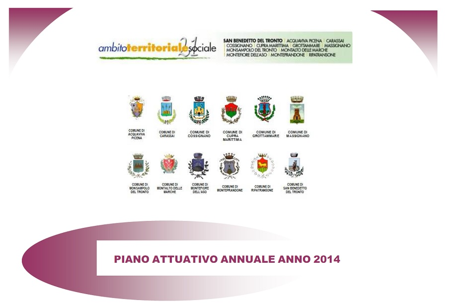 Piano attuativo annuale anno 2014