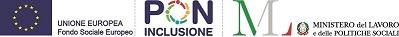 Logo intestazione PON
