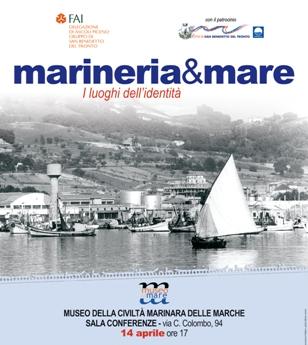 """Locandina """"Marineria e Mare"""""""