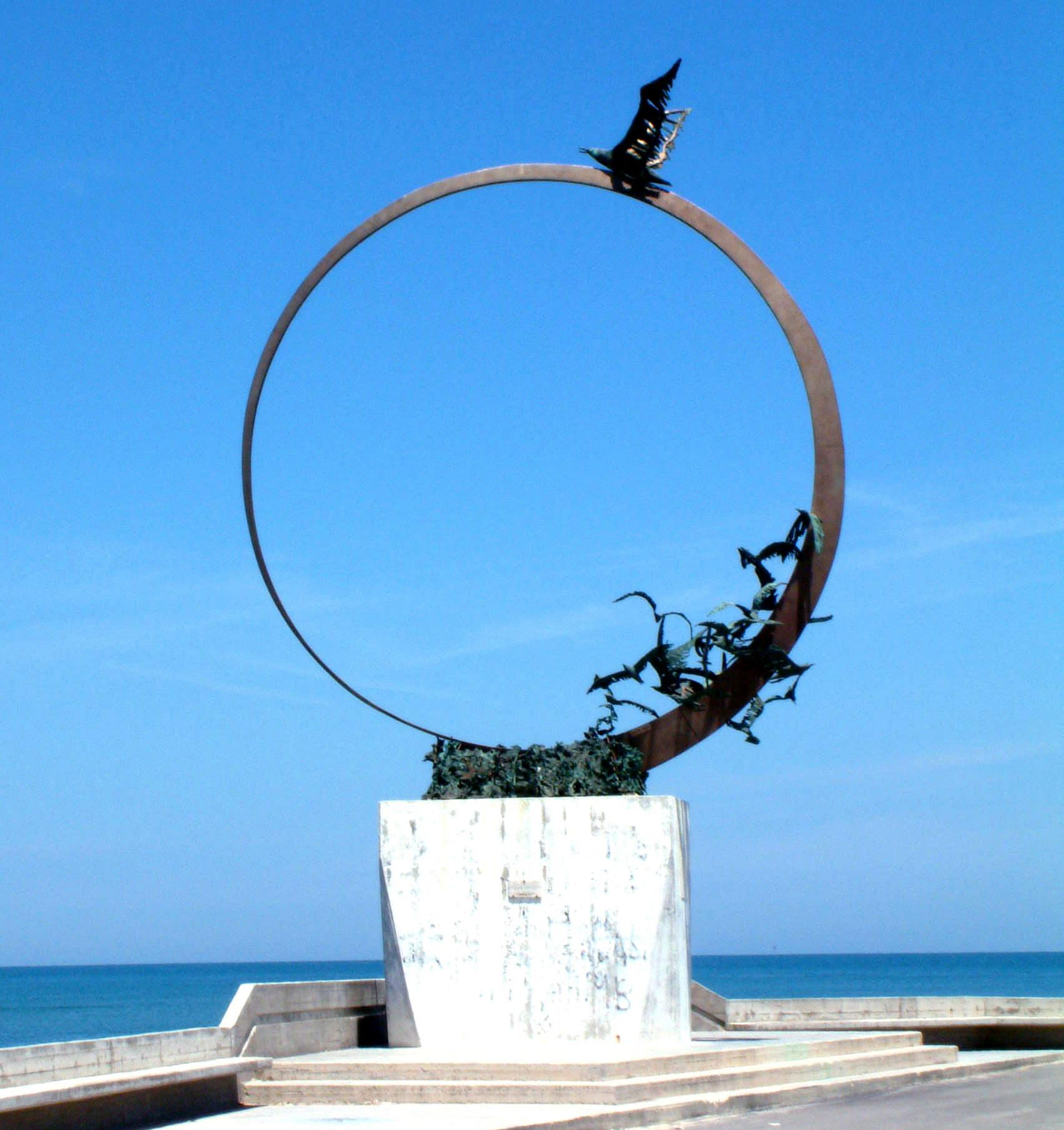 Monumento al gabbiano Jonathan Livingston