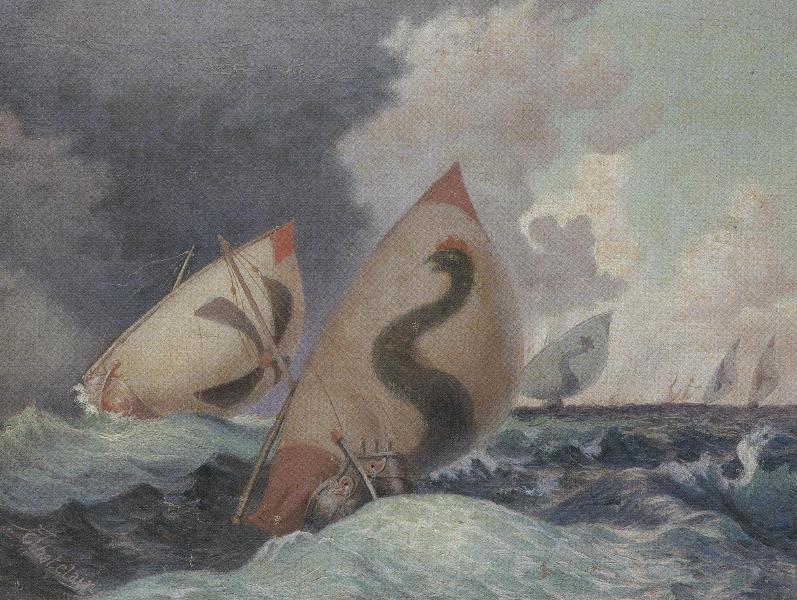 Tempesta sull'Adriatico